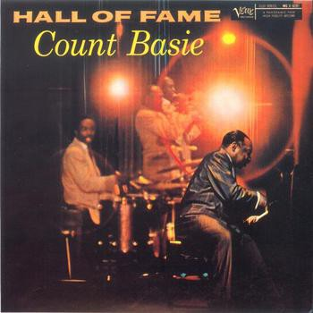 Count Basie - Hall Of Fame (LP, Album)