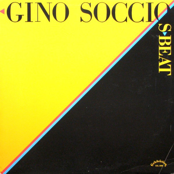 Gino Soccio - S-Beat (LP, Album)