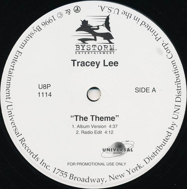 Tracey Lee - The Theme (12