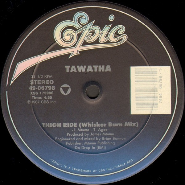 Tawatha - Thigh Ride (12