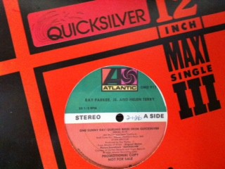 Ray Parker, Jr.* and Helen Terry - One Sunny Day / Dueling Bikes From Quicksilver (12