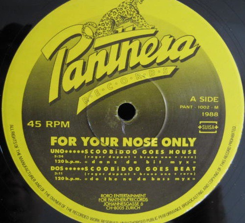 F.Y.N.O. (For Your Nose Only) - Scoobidoo (12