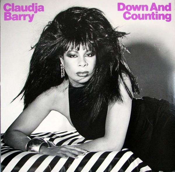 Claudja Barry - Down And Counting (12