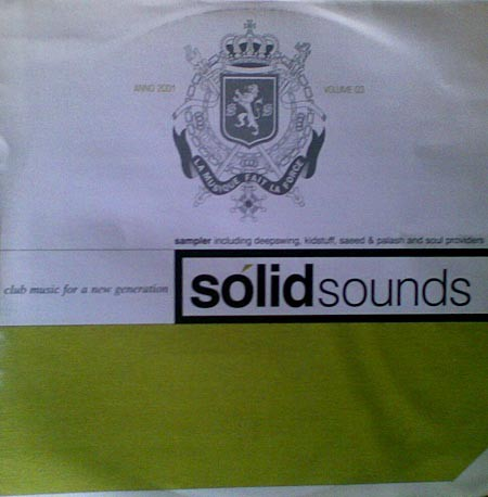 Various - Solid Sound Sampler 2001 / 03 (12