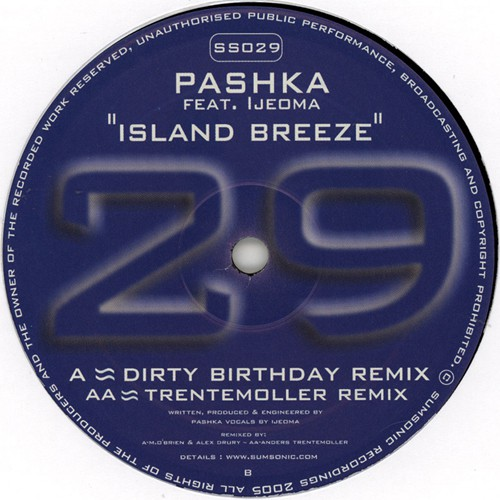 Pashka Feat. Ijeoma - Island Breeze (12