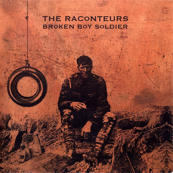 The Raconteurs - Broken Boy Soldier (7