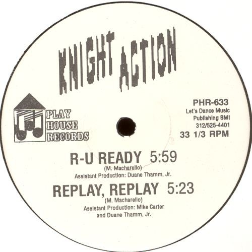 Knight Action - R-U Ready / Replay, Replay (12