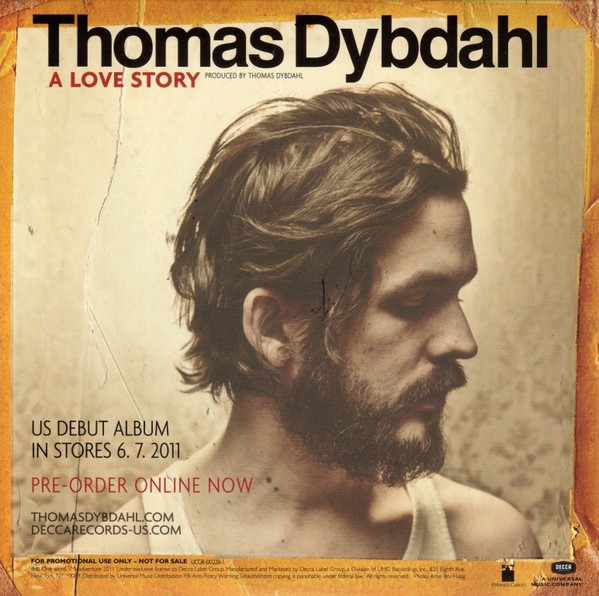 Thomas Dybdahl / Laura Jansen - A Love Story / Single Girls (7