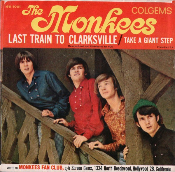 The Monkees - Last Train To Clarksville (7