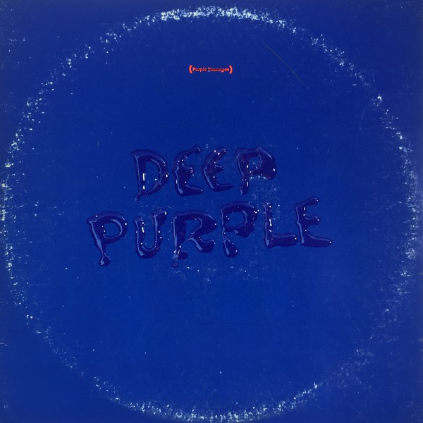 Deep Purple - Purple Passages (2xLP, Comp)
