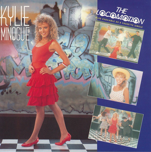 Kylie Minogue - The Loco-Motion (7
