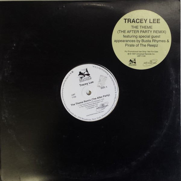 Tracey Lee - The Theme Remix (The After Party) (12