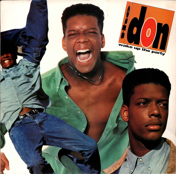 The Don (3) - Wake Up The Party (LP)
