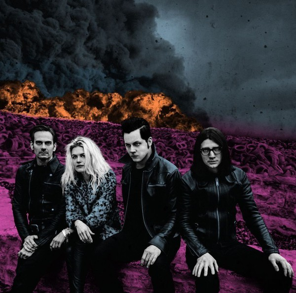 The Dead Weather - Dodge And Burn (LP, Album, 180)