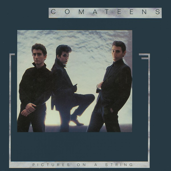 Comateens - Pictures On A String (LP, Album)