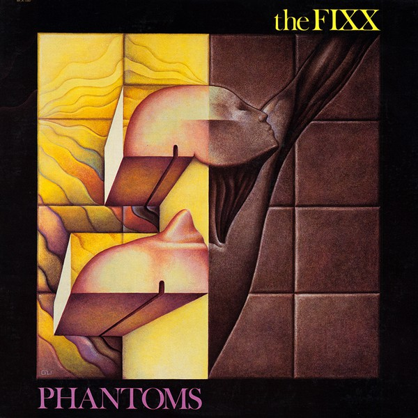The Fixx - Phantoms (LP, Album)