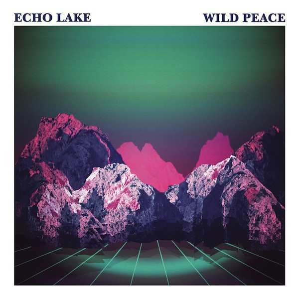 Echo Lake - Wild Peace (LP, Album, Ltd, Whi)