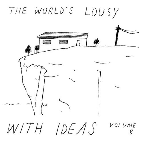 Various - The World's Lousy With Ideas Volume 8 (LP, Comp)
