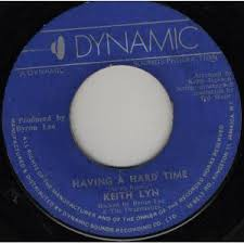 Keith Lynn - Red Sails In The Sunset / Having A Hard Time (7