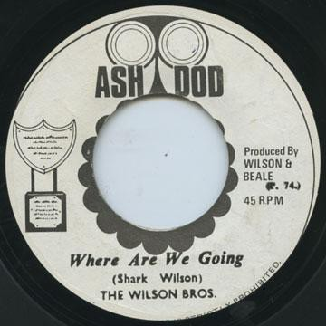 The Wilson Bros. - Where Are We Going (7