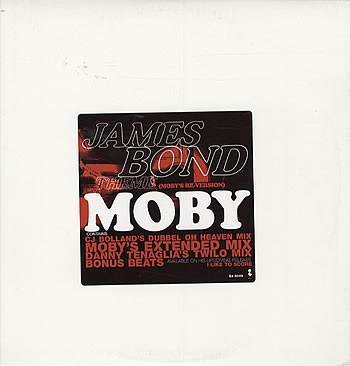 Moby - James Bond Theme (Moby's Re-Version) (12