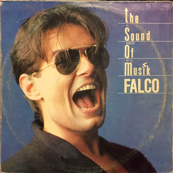 Falco - The Sound Of Musik = El Sonido De La Musica (12