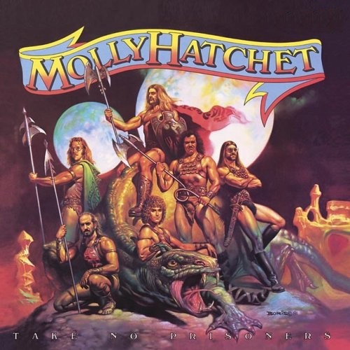 Molly Hatchet - Take No Prisoners (LP, Album)