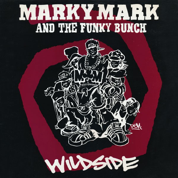 Marky Mark & The Funky Bunch - Wildside (12