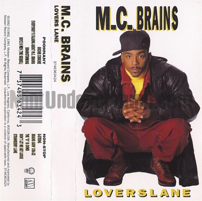 M.C. Brains* - Lovers Lane (Cass, Album)