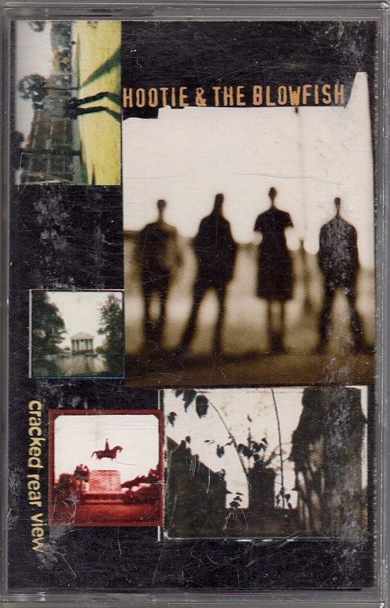 Hootie & The Blowfish - Cracked Rear View (Cass, Album, Club)