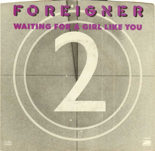 Foreigner - Waiting For A Girl Like You (7
