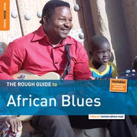 Various - The Rough Guide To African Blues (LP)