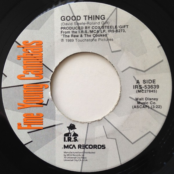 Fine Young Cannibals - Good Thing (7