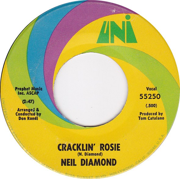 Neil Diamond - Cracklin' Rosie (7
