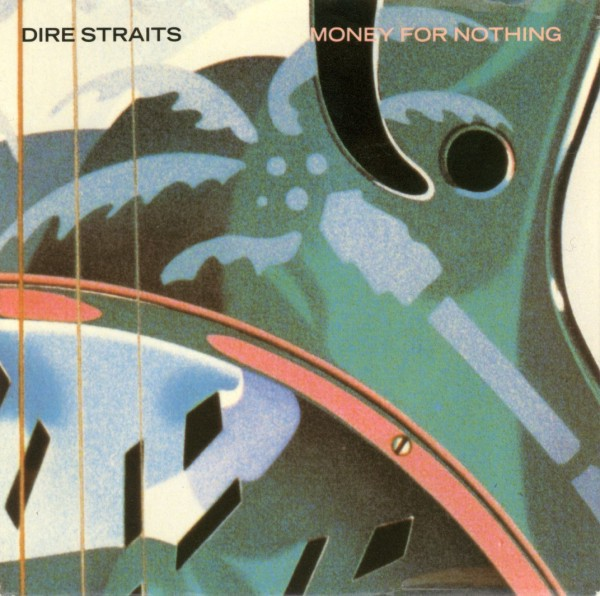 Dire Straits - Money For Nothing (7