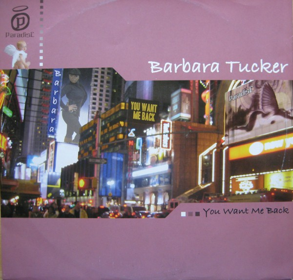 Barbara Tucker - You Want Me Back (12