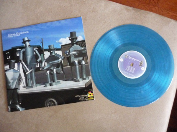 Clean Equations - People / Variables (LP)