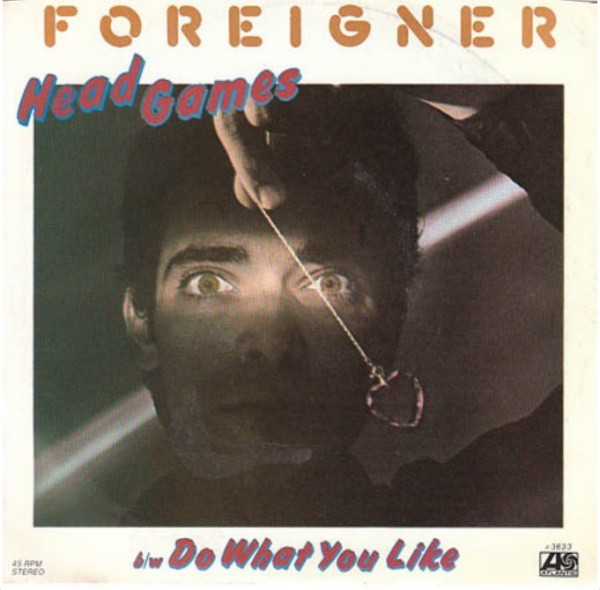 Foreigner - Head Games (7