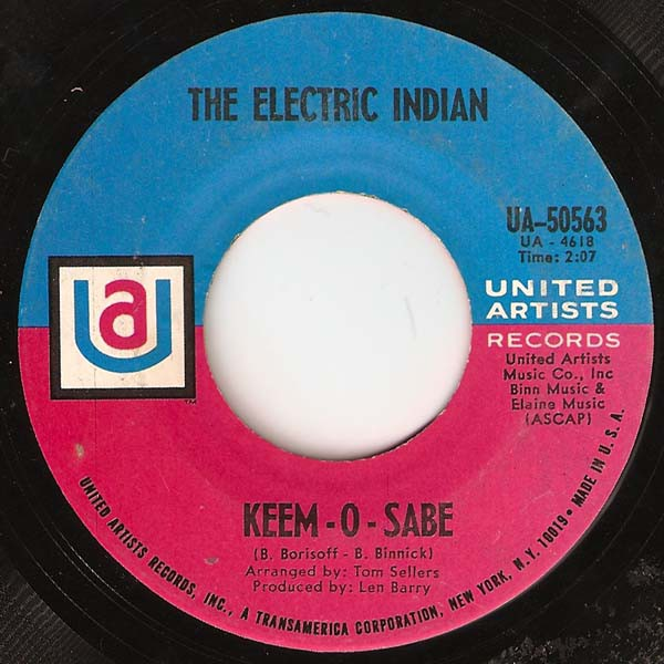 The Electric Indian - Keem-O-Sabe (7
