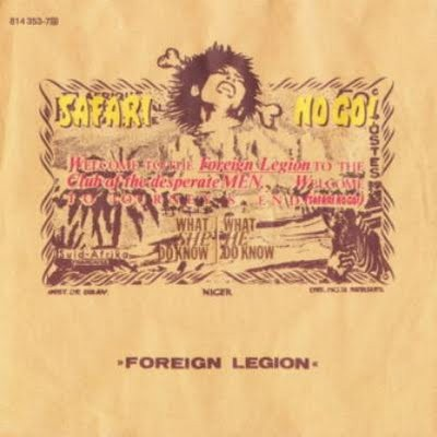 Safari No Go - Foreign Legion/Don't Stop The Weekend (7