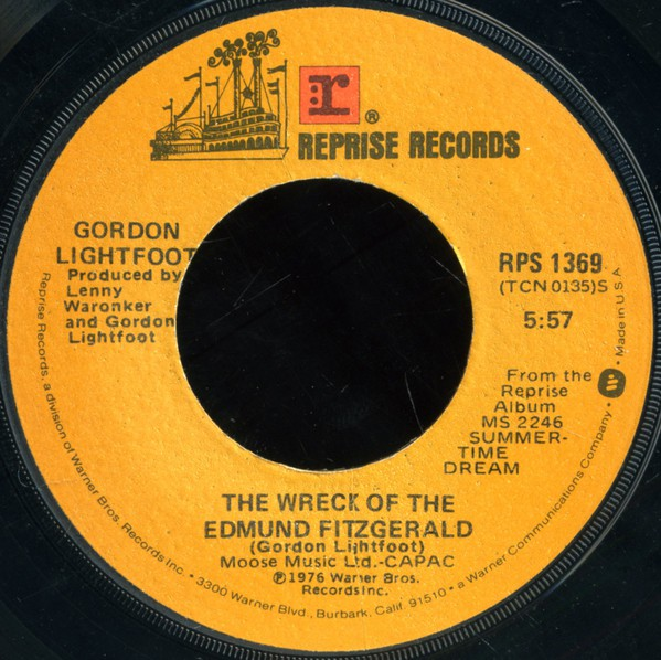 Gordon Lightfoot - The Wreck Of The Edmund Fitzgerald (7