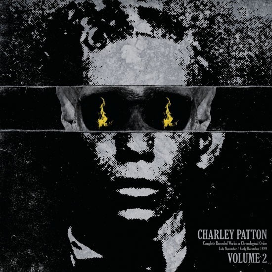 Charley Patton - Complete Recorded Works In Chronological Order Volume 2 (LP, Comp)