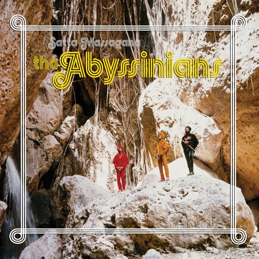 The Abyssinians - Satta Massagana (2xLP, Album, RE)