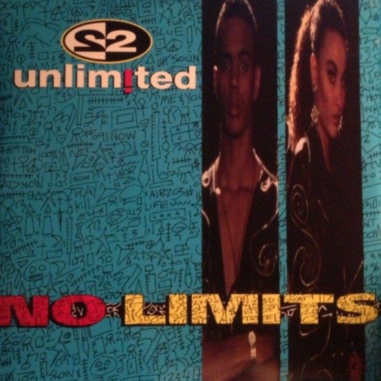 2 Unlimited - No Limits (2xLP, Album)