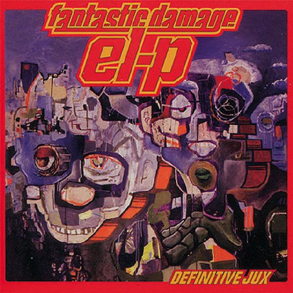 EL-P - Fantastic Damage (3xLP, Album, Gat)