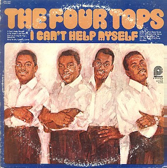 Four Tops, The* - I Can't Help Myself (LP, Comp)