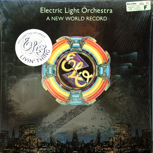 Electric Light Orchestra - A New World Record (LP, Album, All)