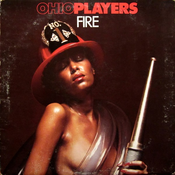 Ohio Players - Fire (LP, Album, Gat)