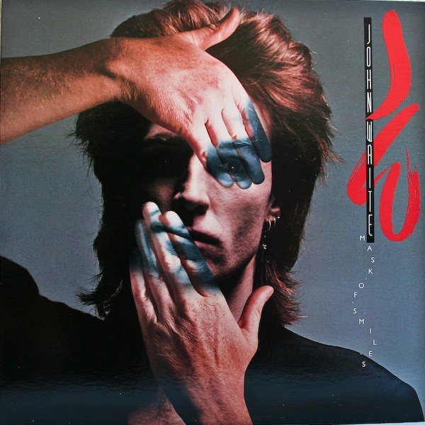 John Waite - Mask Of Smiles (LP, Album)