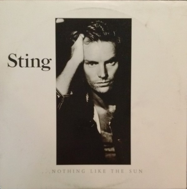Sting - ...Nothing Like The Sun (2xLP, Album, Car)